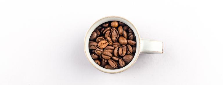 Preparar el Café en cafetera