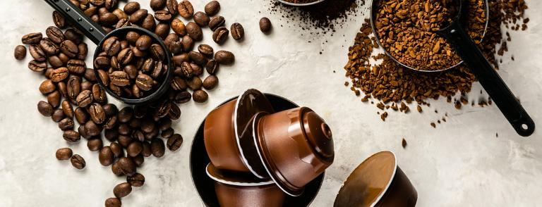 café en capsulas nespresso