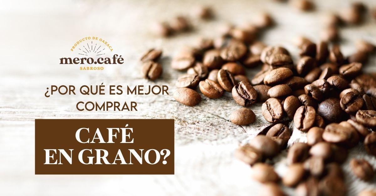 café en grano mercadona