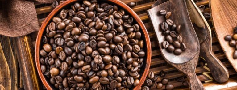 café en grano por saco